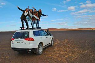 Excursion 4x4 al desierto