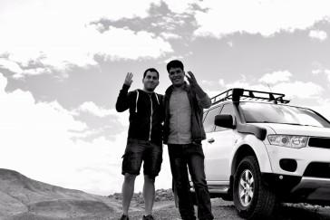 Excursion a las montañas