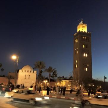 Mezquita Marrakech
