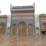 Palacio De Rey Fez