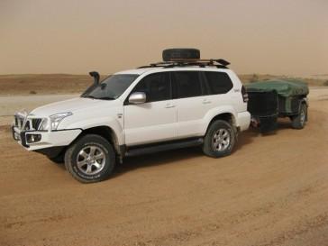 4x4 por el desierto