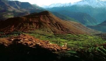 ourika pueblo marruecos