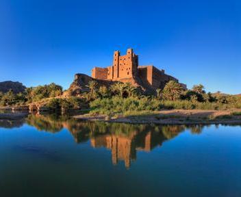 Morocco, Draa Valley, Ait Hamou ou Said Kasbah