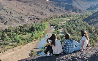 Oasis Marruecos